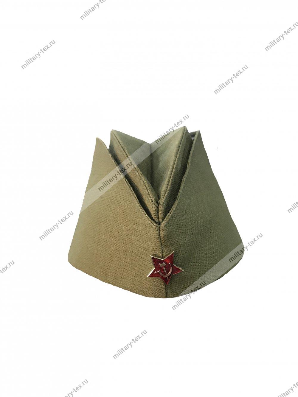 Увеличить - Пилотка армейская