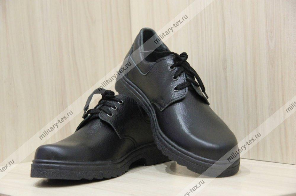 Увеличить - Полуботинки на шнурках