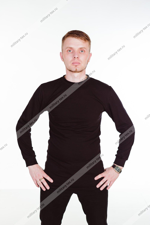 Увеличить - Футболка (длинный рукав)
