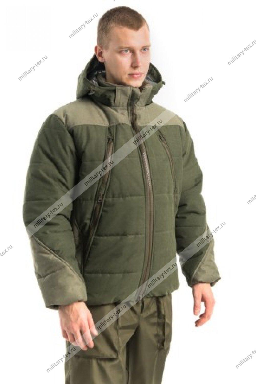 "Увеличить - Куртка - ""Финляндия"" (олива)"