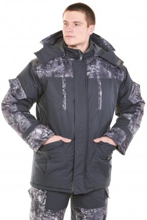 Горка Таслан Зима (серый)