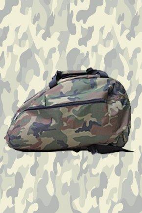 Сумка-рюкзак Универсал