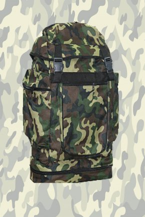 Рюкзак с крышкой