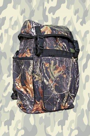 Рюкзак Малый с крышкой