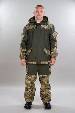 Костюм ГОРКА-5 Зима, ткань палатка+Rip-Stop (МУЛЬТИКАМ)