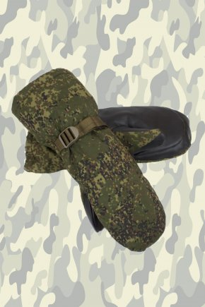 Рукавицы армейские ВКПО