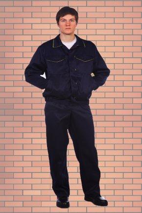 Костюм Докер 02(куртка + п/к)