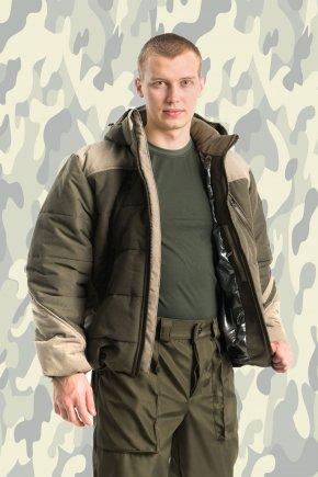 """Куртка - """"Канада"""" (хаки)"""