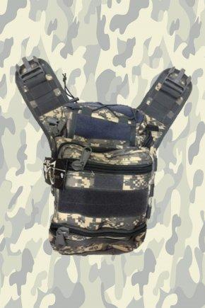 Рюкзак тактический Милитари 4