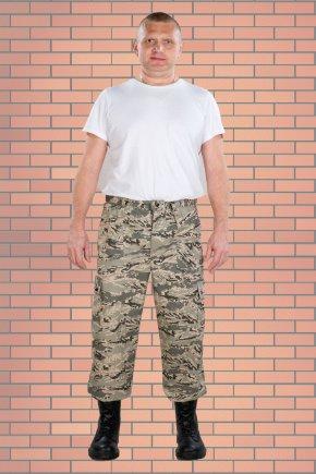 """Брюки """"НАТО"""" кмф, ткань Твил 210 гр/м"""