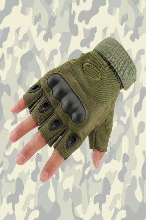 Перчатки тактические (безпалые)