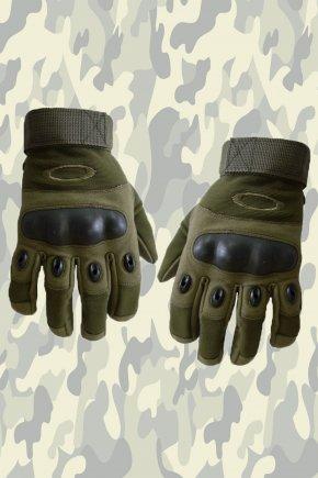Перчатки тактические (полнопалые)