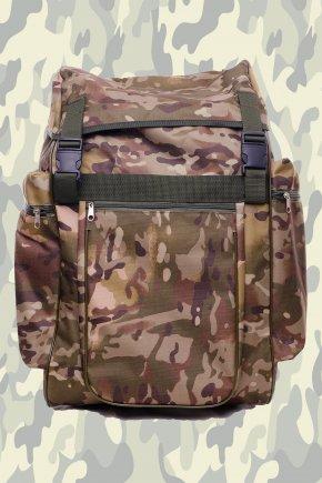 Рюкзак Малый с крышкой Multicam