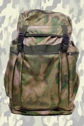 Рюкзак с крышкой Atacs