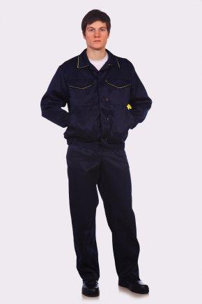 Костюм Дока 2(куртка + п/к)